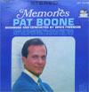 Cover: Pat Boone - Pat Boone / Memories
