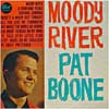Cover: Pat Boone - Moody River