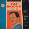 Cover: Pat Boone - Pat Boone / More Hits
