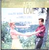 Cover: Pat Boone - April Love - Music From The Sound TRack Of The 20th Century Fox Cinemascope Picture, Starring Pat Boone and Shirley Jones