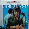 Cover: Eric Burdon & The Animals - Eric Burdon & The Animals / Eric Burdon