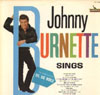 Cover: Johnny Burnette - Johnny Burnette / Sings