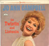 Cover: Jo Ann Campbell - For Twistin And Listenin