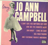 Cover: Campbell, Jo Ann - Starring Jo Ann Campbell - Margie Anderson sings