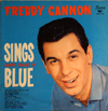 Cover: Cannon, Freddie - Sings Happy Shades of Blue