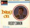 Cover: Cannon, Freddie - Bang On