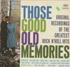 Cover: Capitol Sampler - Capitol Sampler / Those Good Old Memories