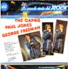 Cover: George Freeman - George Freeman / La Grande Storie del Rock 44: The Capris (There´s A Moon Out Tonight u. 7 weitere )   / Paul Jones (High Time ; Bad Bad Boy) / George Freeman