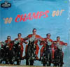 Cover: The Champs - The Champs / Go Chanps Go
