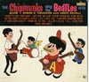 Cover: The Chipmunks - Chipmunks Sing the Beatles Hits