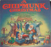 Cover: Chipmunks, The - A Chipmunk Chtistmas