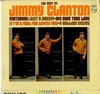 Cover: Jimmy Clanton - The Best Of Jimmy Clanton