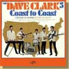 Cover: Dave Clark Five - Dave Clark Five / Coast To Coast