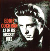 Cover: Eddie Cochran - 12 0f His Biggest Hits