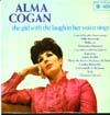 Cover: Alma Cogan - Alma Cogan / The Girl With The Laugh In Her Voice Sings