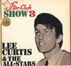 Cover: Lee Curtis & The All Stars - Lee Curtis & The All Stars / Lee Curtis & the Allstars - Star Club Show 3