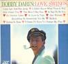 Cover: Bobby Darin - Bobby Darin / Love Swings