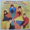 Cover: Dave Dee, Dozy, Beaky, Mick & Tich - Dave Dee, Dozy, Beaky, Mick & Tich / Greatest Hits