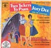 Cover: Joey Dee and the Starlighters - Two Tickets To Paris