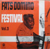 Cover: Fats Domino - Festival Vol. 3