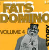 Cover: Domino, Fats - The Fats Domino Story Volume Four: Rare Dominos