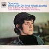 Cover: Donovan - Donovan / What´s Bin Did And What´s Bin Hid