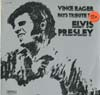 Cover: Eager, Vince - Vince Eager Plays Tribute to Elvis Presley
