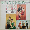 Cover: Duane Eddy - Girls Girls Girls