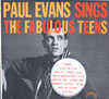 Cover: Evans, Paul - Sings The Faboulous Teens