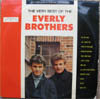 Cover: Everly Brothers, The - The Very Best of The Everly Brothers