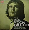 Cover: Fardon, Don - The Love Story of Don Fardon