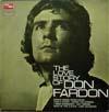 Cover: Don Fardon - Don Fardon / The Love Story of Don Fardon