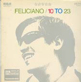 Cover: Jose Feliciano - Jose Feliciano / Feliciano/10 to23