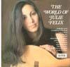 Cover: Julie Felix - Julie Felix / The World Of Julie Felix