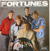 Cover: The Fortunes - The Fortunes / The Fortunes - You´ve Got Your Troubles - Here It Comes Again plus 12 Great New Recordings