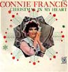 Cover: Connie Francis - Christmas  in My Heart