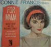 Cover: Connie Francis - Sings For Mamma