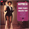 Cover: Connie Francis - Connie Francis / Happiness On Broadway Today