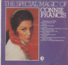 Cover: Connie Francis - The Special Magic Of Connie Francis