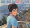 Cover: Connie Francis - Sings Modern Italian Hits