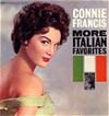 Cover: Connie Francis - Connie Francis / More Italian Favorites