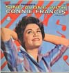 Cover: Connie Francis - Sing Along With Connie Francis
