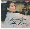 Cover: Connie Francis - Connie Francis / Somewhere My Love (25 cm)