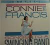 Cover: Connie Francis - Connie Francis / Songs To A Swinging Band