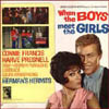 Cover: Connie Francis - When the Boys Meet The Girls