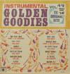 Cover: Golden Goodies (Roulette Sampler) - Golden Goodies (Roulette Sampler) / Golden Goodies Vol. 13 -- Instrumental Golden Goodies