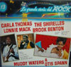 Cover: La grande storia del Rock - No. 13: Grande Storia del Rock: Carla Thomas, Lonnie Mack, The Shirelles, Brook Benton, Muddy Waters & Otis Spann