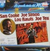 Cover: La grande storia del Rock - No. 18 Grande Storia del Rock: Sam Cooke, Joe Simon, Lou Rawls, Joe Tex