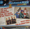 Cover: La grande storia del Rock - La grande storia del Rock / No. 20: The Diamonds / The Five Americans / Sam The Sham and the Pharaos/ Billy Vera /  The Manhattans