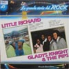 Cover: La grande storia del Rock - La grande storia del Rock / No. 45 Grande Storia del Rock: Little Richard und Gladys Knight And The Pips